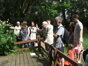 "Talk By David Bevan-""Creating a Butterfly Garden"" @ St Lawrence Church Hall 